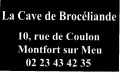 Cave de Brocéliande